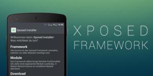 Xposed Framework