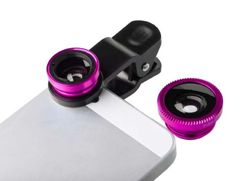 Lenses for Smartphones