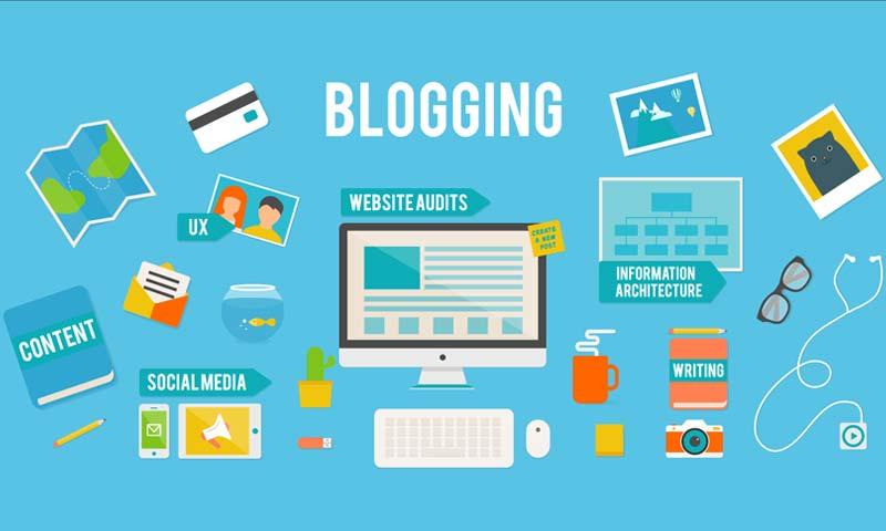 skills to start a blog