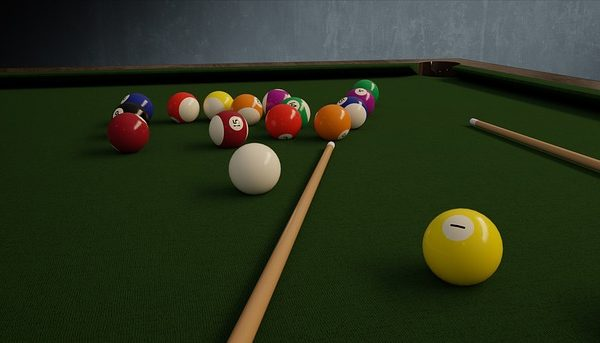 Difference between 8 ball and 9 ball pool