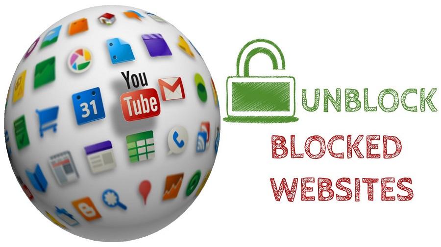 How to Unblock Blocked Websites?