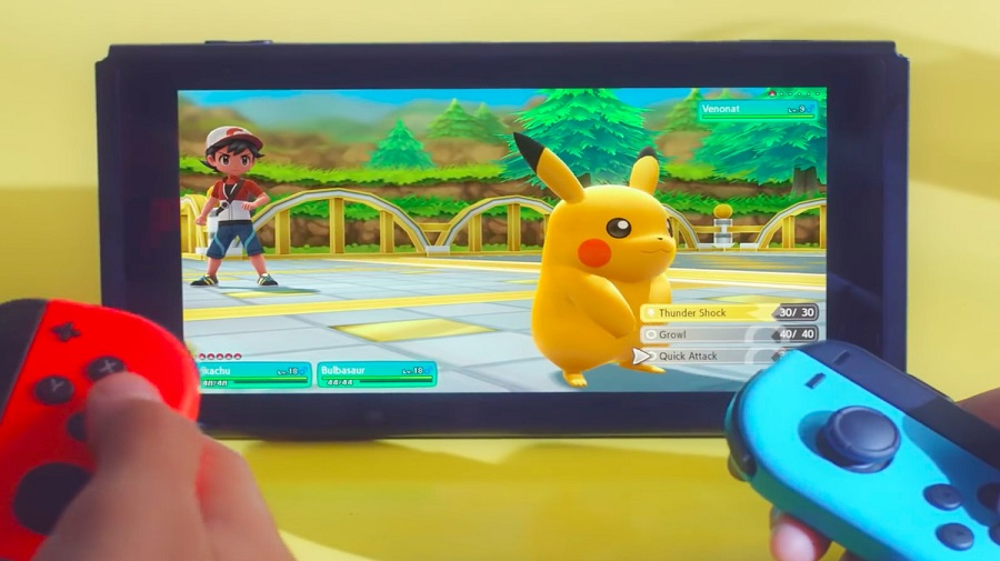 Keys you want to know about the renowned computer game Pokemon go joystick