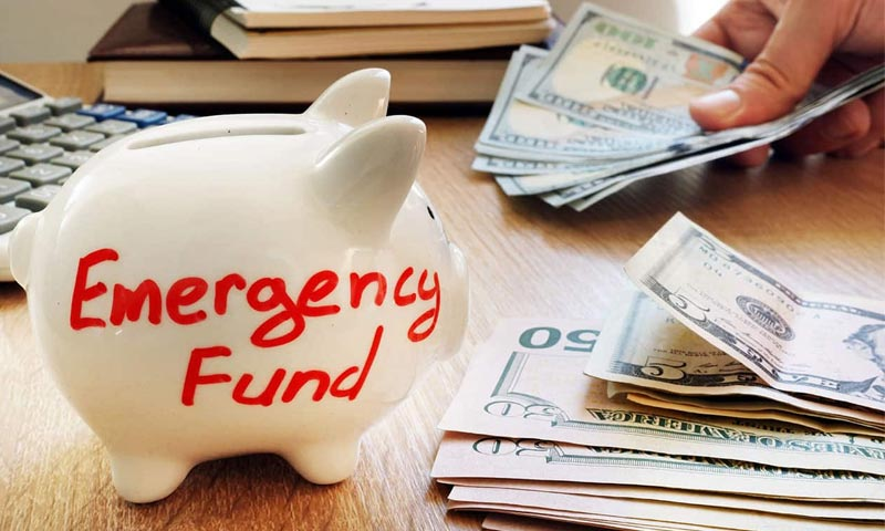emergency cash fund