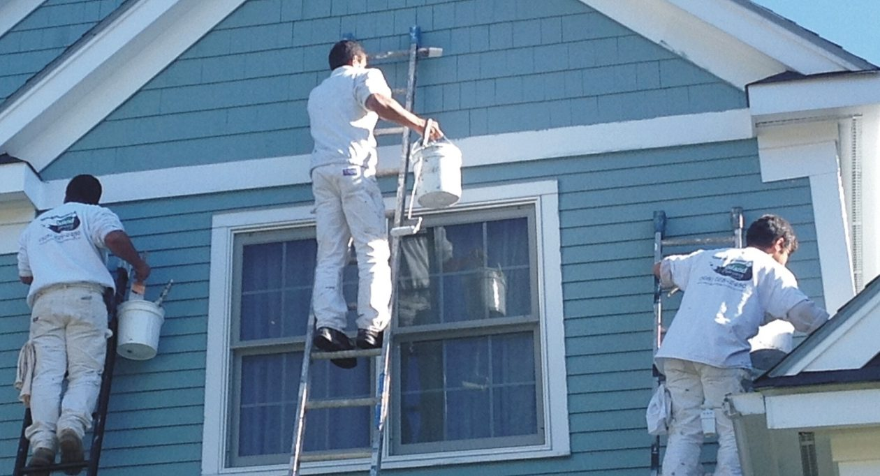 house painters burnaby