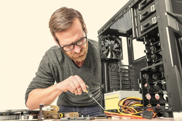 new computer build