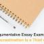Essay Writing Without Procrastinating
