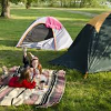 Safe While Camping with Kids