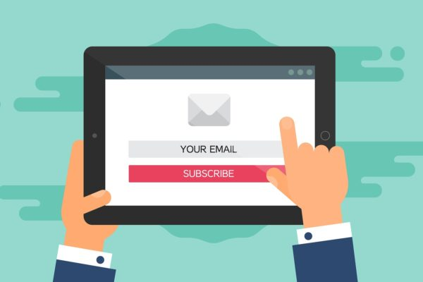 Email Newsletter Subscribers