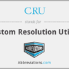 Custom Resolution Utility
