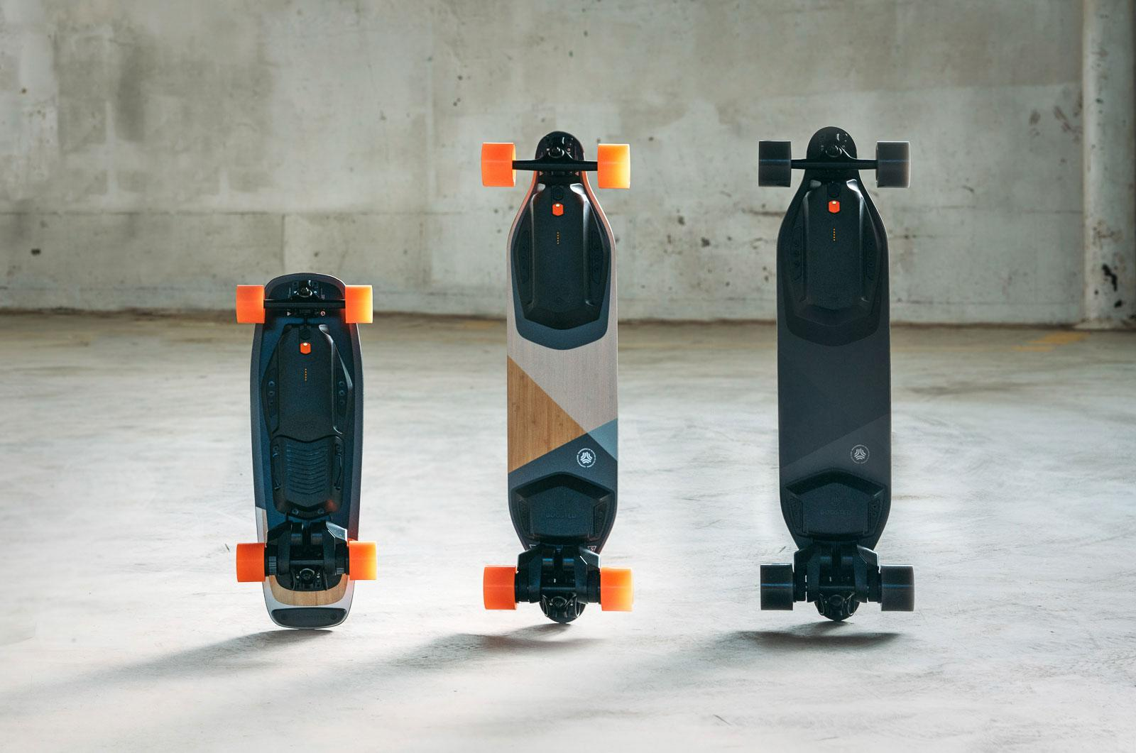 Types of Skateboards