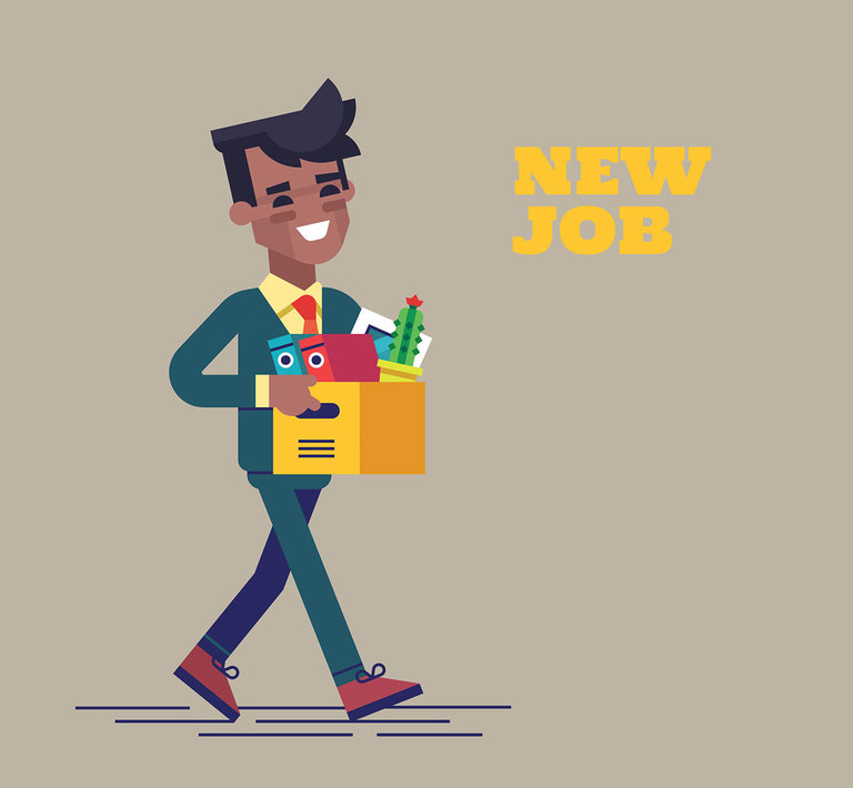 how to change the career