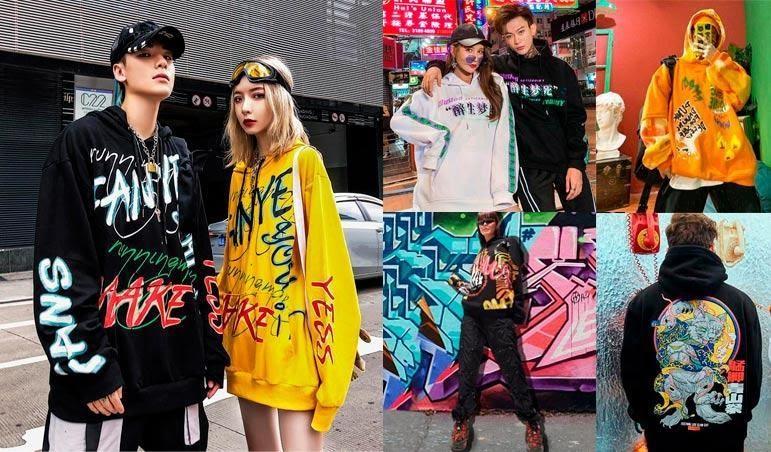 Harajuku Clothing