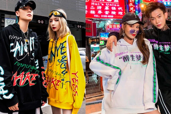 Harajuku Girl Aesthetic outfits