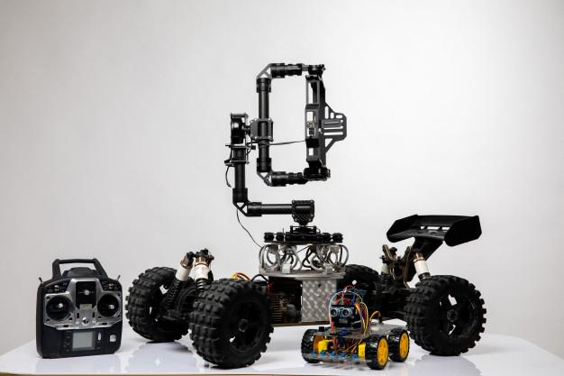 Motor for Robots