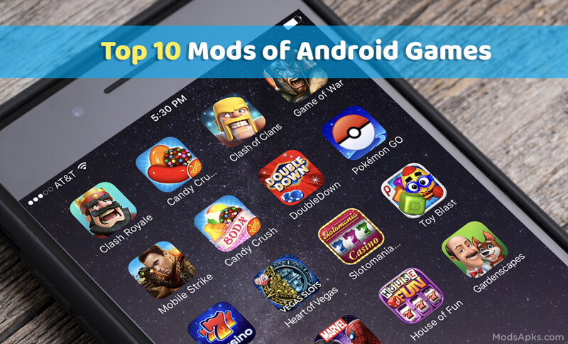 Android Games Mods