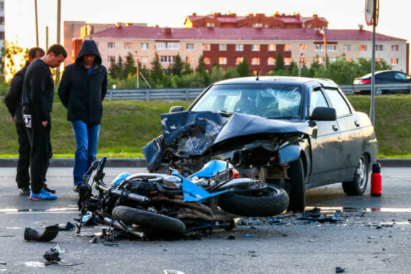 damages you can receive in a motorcycle accident case