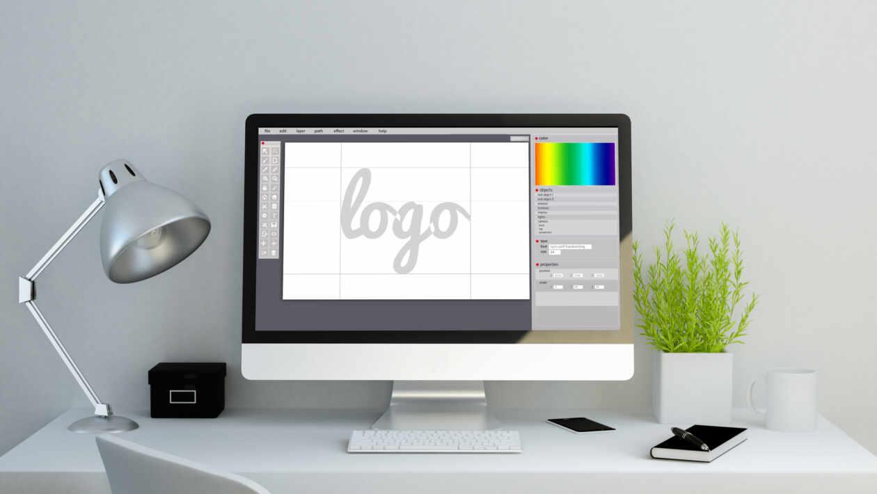 how to make a business logo