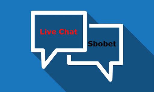 Sbobet Live Chat