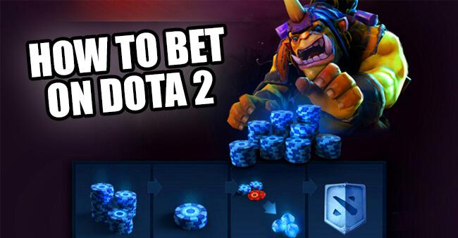 Make Bets on Dota