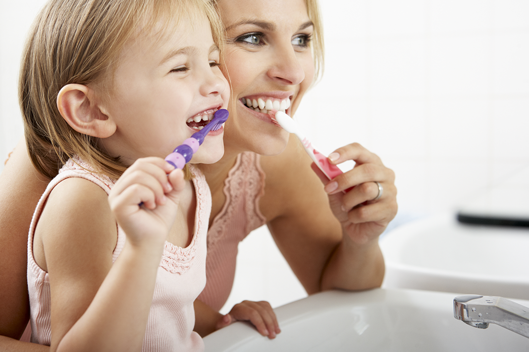 Kids Get Whiter Teeth