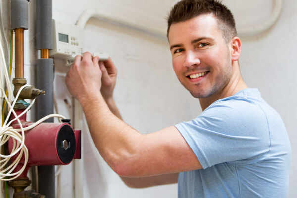 check before furnace installation