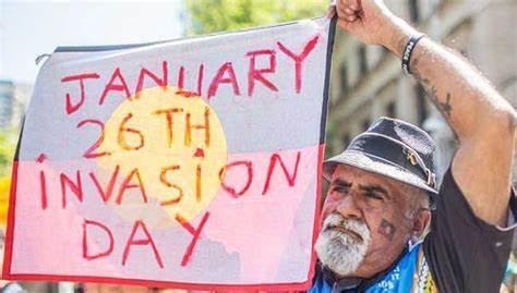 Invasion Day in Australia
