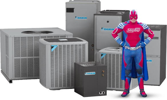 How hire residential AC