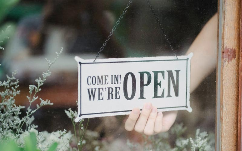 opening a retail store