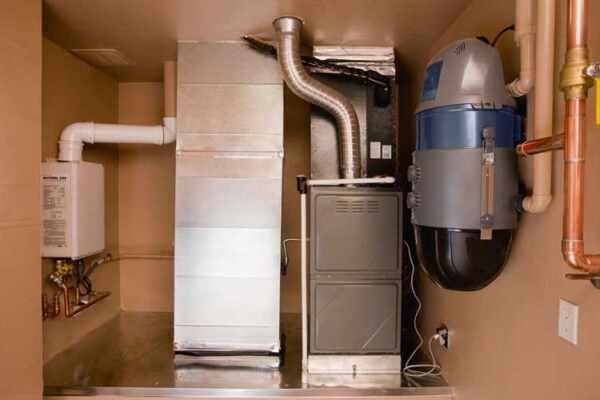 Heating maintenance oil gas