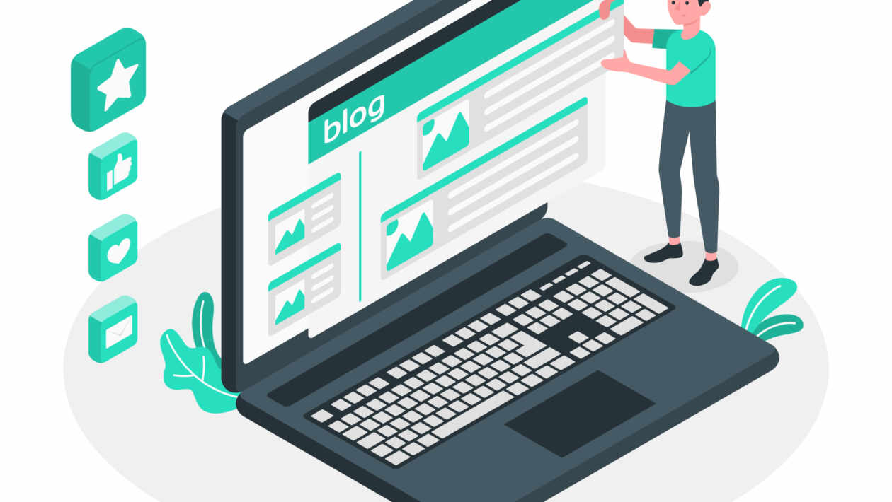creating a blog for free