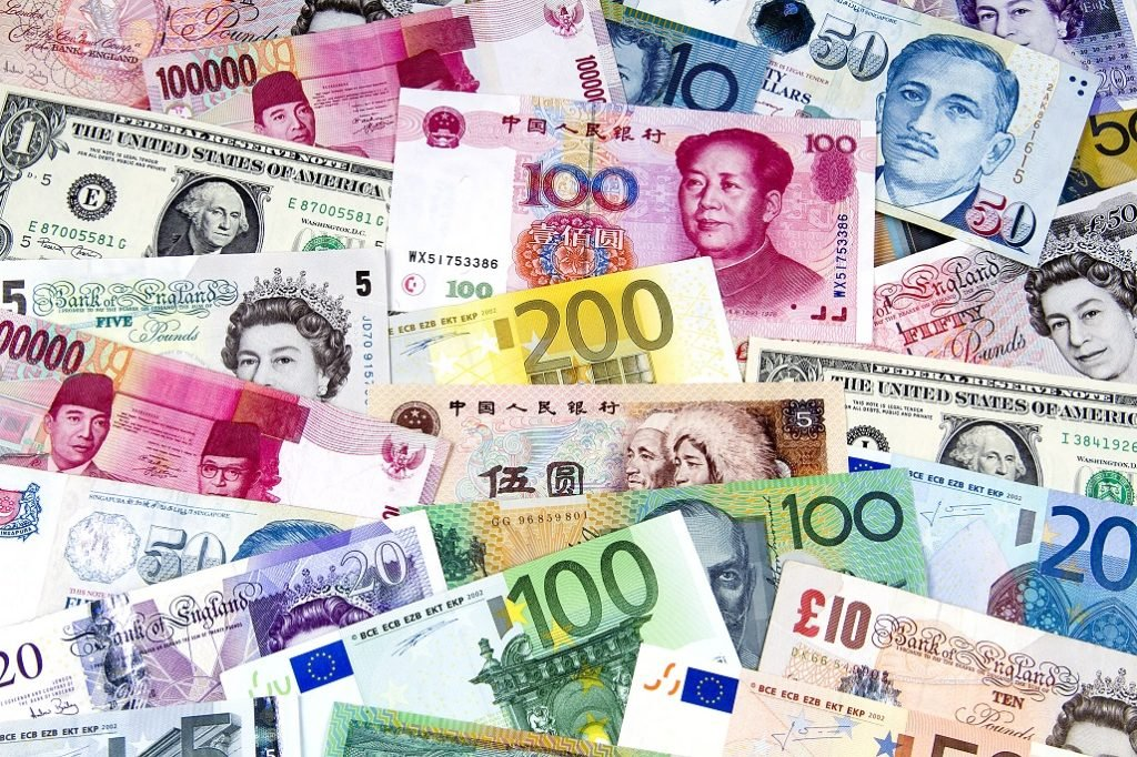 currency of different countries