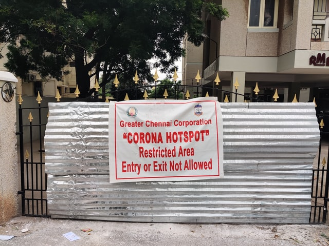Travel Restrictions to India