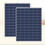 solar panels on rooftops