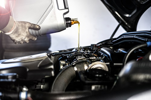 Switch To High Mileage Oil