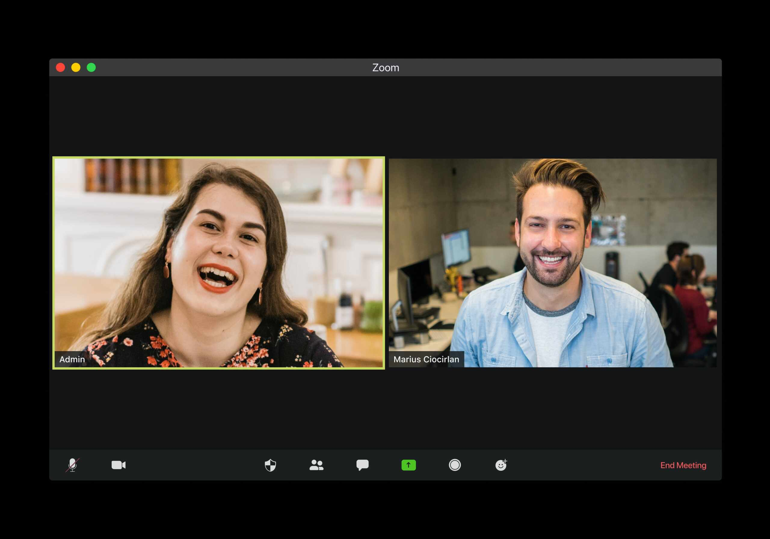 Make Video Conferencing Easier